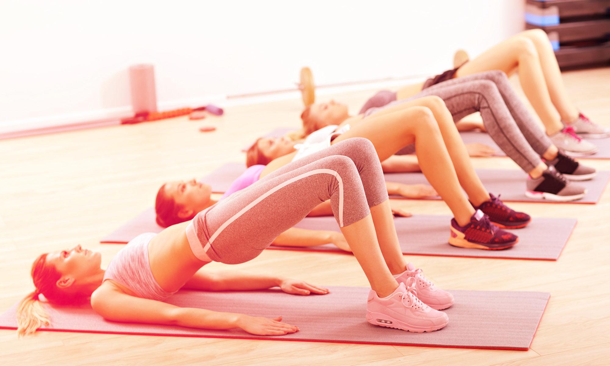 Votre club de Fitness